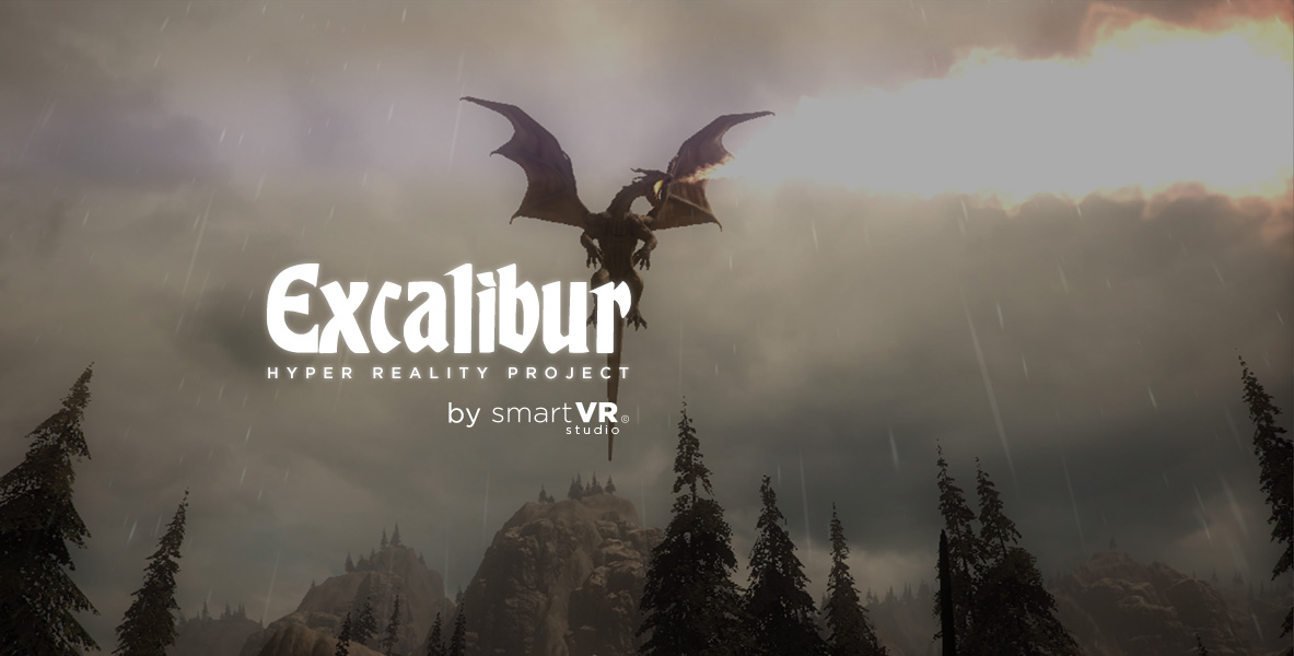 Excalibur smartvr studio vr agence realite virtuelle animation evenementiel