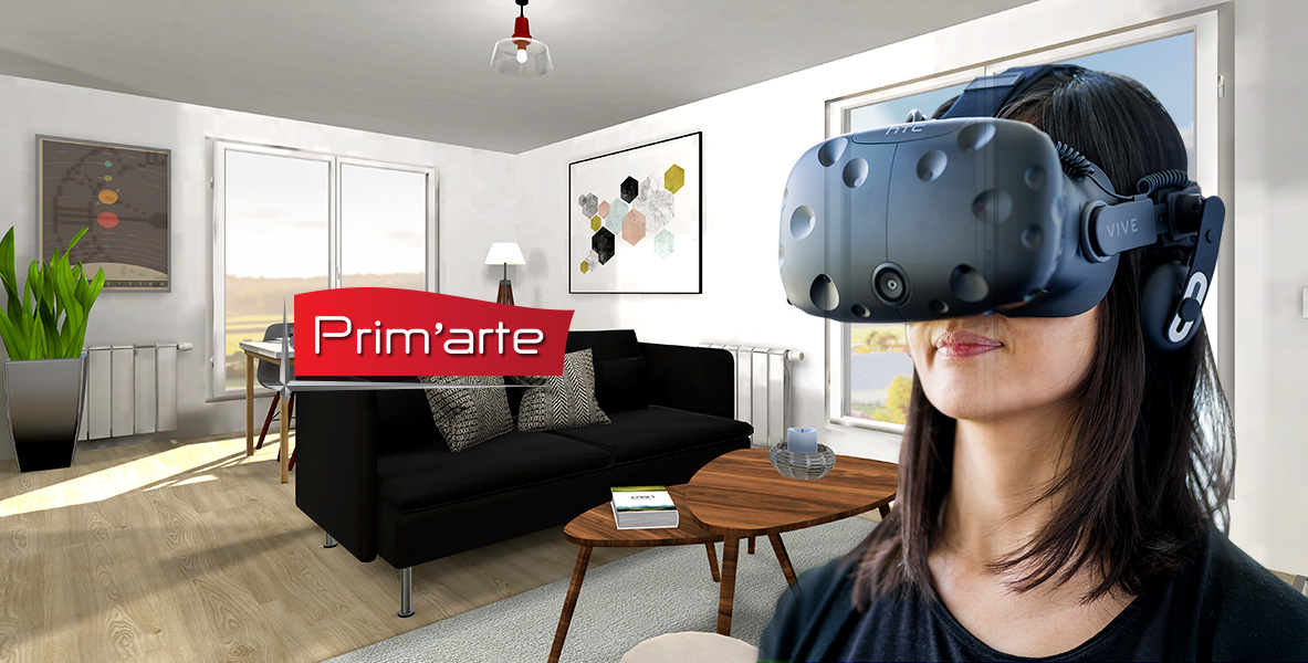 Prim arte realite virtuelle immobilier studio vr visite virtuelle smartvr paris creation experience